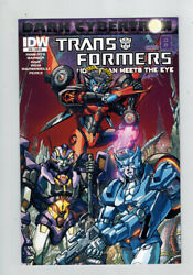 Transformers More Than Meets The Eye 2012  26 Retailer Incentive Cover 7...