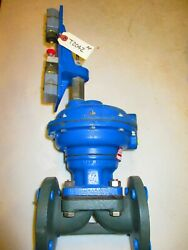 Air Actuated Diaphragm Valve Century Itt 2 Flanged Fully Lined Di Body