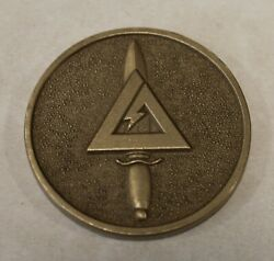 Delta Force Elite Tier 1 Cag Army Special Forces Bronze Challenge Coin