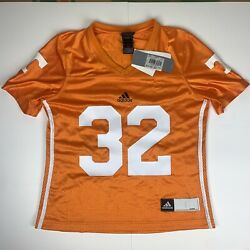 Adidas Tennessee Vols 32 Ncaa College Football Jersey, Woman's Small
