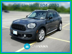 2018 Mini Countryman Cooper S All4 Hatchback 4d Tilt And Telescoping Wheel Technology Pkg Panorama Roof Dual Power Seats Bluetooth