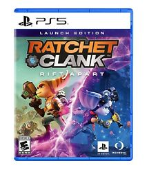 Ratchet And Clank Rift Apart - Ps5 Fast Shipping Brand New Sealed