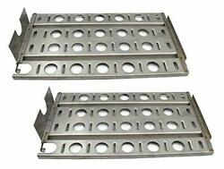 Stainless Steel Bbq Gas Grill Heat Plate Heat Shield For Lynx L27 Models 2 Pack