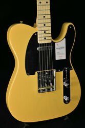 Fender Made In Japan Heritage 50s Telecaster Maple Fingerboard Butterscotch