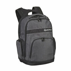 TaylorMade Players Backpack Mens Charcoal Black N6532301 New $109.95