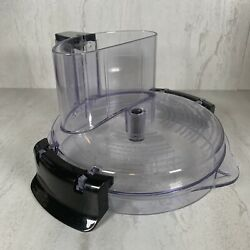 Hamilton Beach Stack And Snap Food Processor 70725a - Replacement Work Bowl Lid