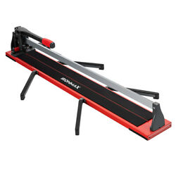 Ironmax 48and039and039 Manual Tile Cutter Porcelain Cutter Machine Tungsten Carbide