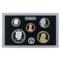 2011 S Partial Proof Set Kennedy Dime Nickel Cent 90 Silver Us Mint 5 Coins