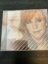 Sealed Reba Mcentire Duets Cd 2007 Mca Kelly Clarkson Vince Gill Don Henley