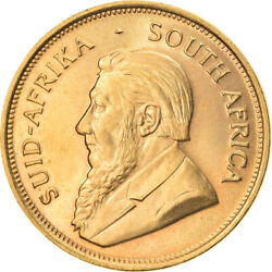 [867160] Coin South Africa Krugerrand 1975 Gold Km73