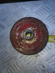 Wheel Horse 42 48 Mower Deck Outer Pulley Used No Keyway