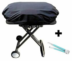 Water-resistant Grill Cover For Coleman Roadtrip Lx Lxx Lxe 285 Camping Grills