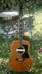 Epiphone Ft-365 Texan 12 Mi And03970 Naturel Micro 12-string Guitare Acoustique