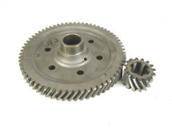 Used 3.2 Crown Wheel And Pinion Set