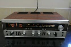 Luxman R-1500e Vintage Receiver - Restored And Excellent Condition