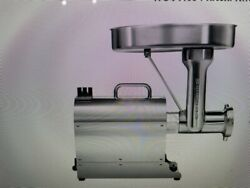 New Weston 2 Hp Pro-series 32 Meat Grinder And Sausage Stuffer Model 10-3201-w