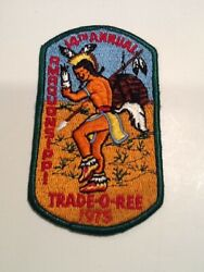 Amaquonsippi Trail - 14 Th Annual T O R Patch - Boy Scout Bsa A121/6-14