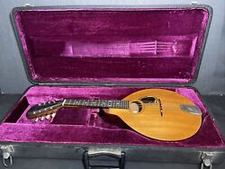 Orville Gibson A-3 1908 Spruce/maple Vintage Mandolin Tlc Needed / Cl