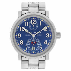 Ulysse Nardin Le Locle 1846 Stainless Steel 36mm Auto Watch