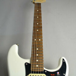 Fender American Performer Stratocaster/rosewood/arctic White Used Deals Are