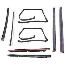 T-top Seal 8 Piece Kit Left And Right For 82-92 Chevy Camaro Pontiac Firebird