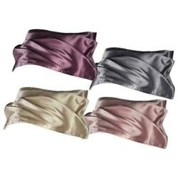 Soft Mulberry Pure Silk Pillowcase Covers Silk Anti-ageing Beauty L6c0 Sup C2d1
