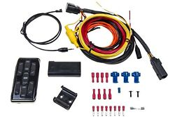 Slam Specialties Mc.2 Black 8 Switch Controller Air Ride 12 Color Led Buttons