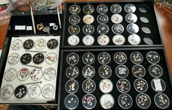 700+ Piece Linx And More What Is In Your Heart + Soul Charms Sterling And 14k Lot