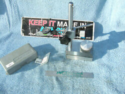 Surface Gage Usa Toolmaker Made Inspection Tool Clean Hermann Schmidts Here Also