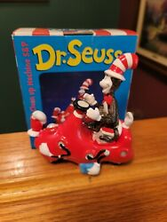 Cat In The Hat Dr. Seuss Cleaning Machine Salt And Pepper Nib