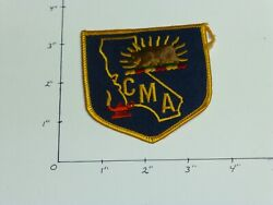 California National Guard Military Academy Cma Color Patch