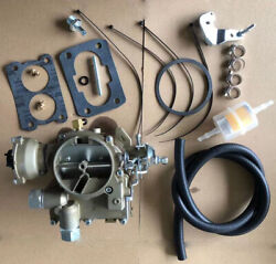 For Mercruiser Marine Carburetor 3.0l Engines With Long Linkage
