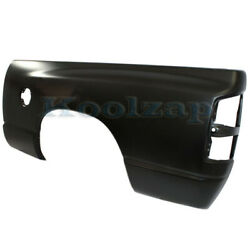 Capa 02-09 Ram Pickup Truck W/6and039 Bed Rear Fender Outer Quarter Panel Driver Side