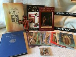 Catholic Book Gift Lot- All Brand New