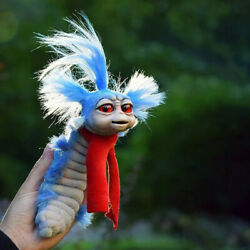 New Worm From Movie Labyrinth Maze Worm Plush Toys Collection Gift Toy