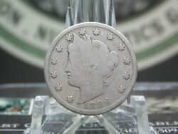 1886 Liberty Head V Nickel 5c 2 East Coast Coin And Collectables, Inc.