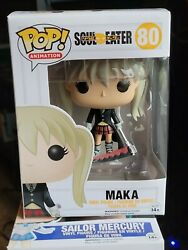 Funko Pop Soul Eater Maka 80...vaulted Anime See Listing For More Pictures