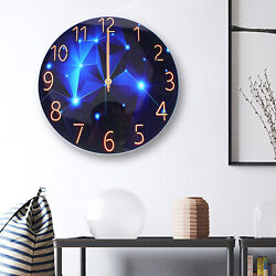 Large Wall Clock for Living Room Silent Modern Decorative Home Big Office