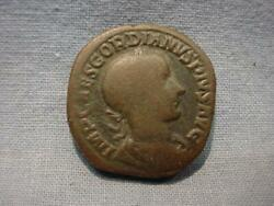 Ancient Bronze Carthage Coin