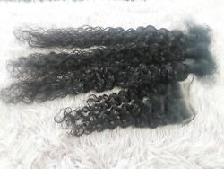 12a Unprocessed Peruvian Virgin Hair Weft 4bundle Water Wave 32+32+32and20 Closure