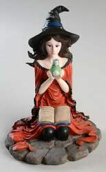 Lenox Halloween Figurines Enchanting Witch-resin - Boxed 11612455