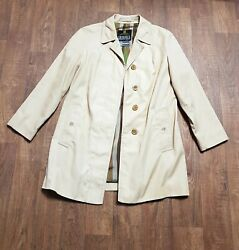 Mens 1960s Vintage Grenfell Fabric Jacket Uk Size Small Vintage Clothing, Mod