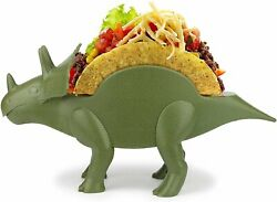 Triceratops Taco Holder Ultimate Dinosaur Taco Stand - 2 Pack