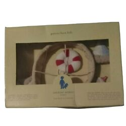 Pottery Barn Kids Sailboat Mobile Baby Crib Toy Newborn Infant 5 Months
