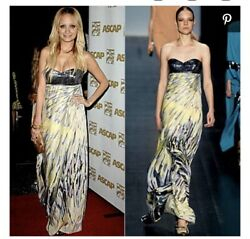 Missoni Gown With Sequined Bodice - Nwt, Size It 42 / Usa 8 - Spring 2008