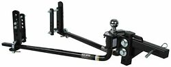 Fastway Trailer 94-00-0600 E2 Round Bar Weight Distribution Hitch 600/6,000 Lb.