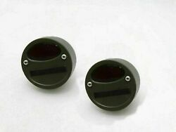 Fit For Willys Mb Ford Gpw Jeep Truck Military Cat Eye Rear Tail Light 4'' Pair