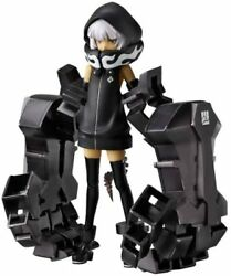 Max Factory Black Rock Shooter Strength Figma Action Figure From Japan
