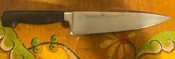 Zwilling Ja Henckels Germany 8 Chefand039s/cookand039s Knife No Stain Friodur Blade 31071