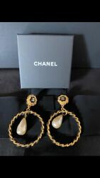 Authentic Vintage Earrings Ca 1982. Impossibile To Find